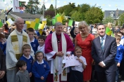 Delighted to join Bishop Smith in opening Bohermeen N.S. extension