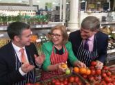 Launching 25 New Apprenticeships with Minister Jan O'Sullivan and Pat Doherty