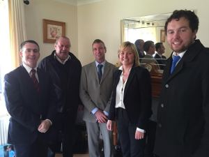 Bettystown with Resident and Cllrs