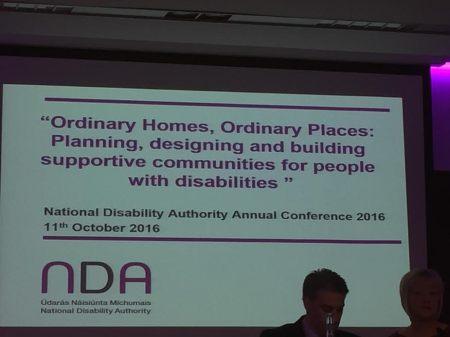 NDA Conference